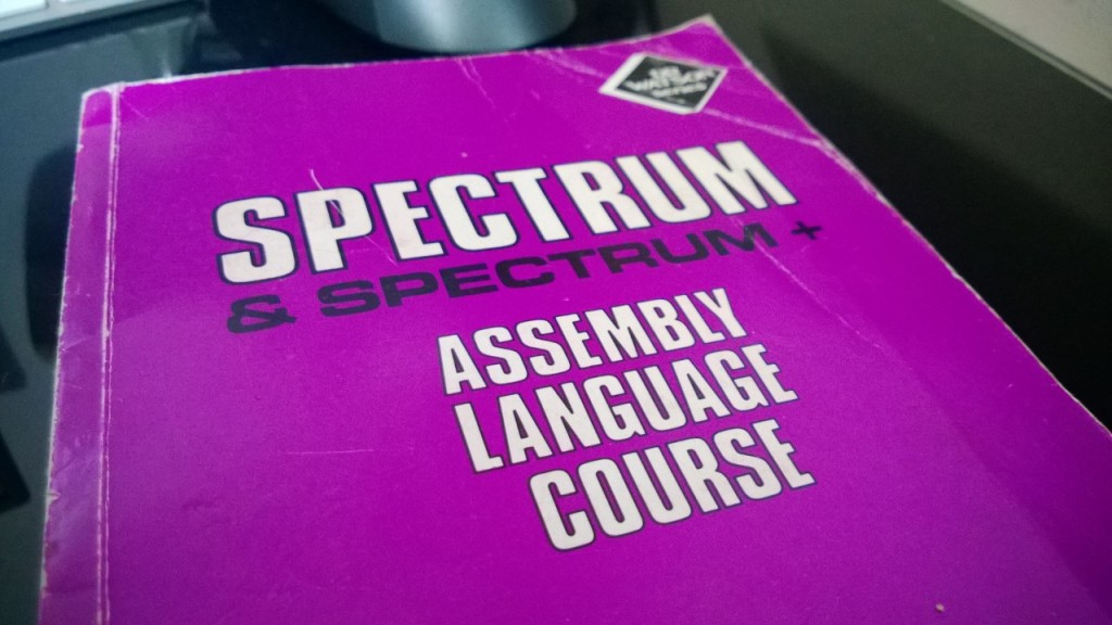 Spectrum & Spectrum+ Assembly Language Course