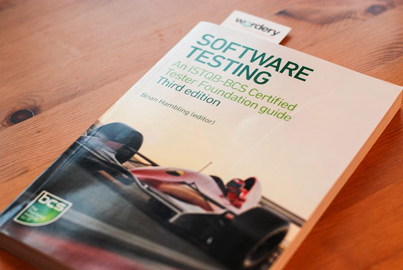 BCS Software Testing book